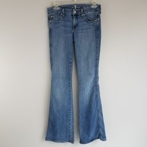 7 For All Mankind Jeans - Seven for all mankind 25 A pocket jeans O1
